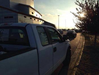 Caravana migrante se dirige a Jalpan de Serra desde Laredo, Texas