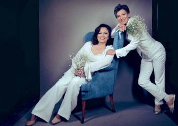 Próxima alcaldesa de Bogotá se casa con su novia