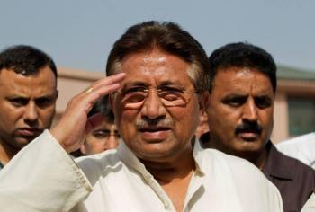Sentencian a muerte a expresidente paquistaní Musharraf