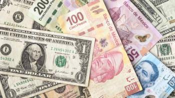 Reservas internacionales de México aumentan a 180 mmdd