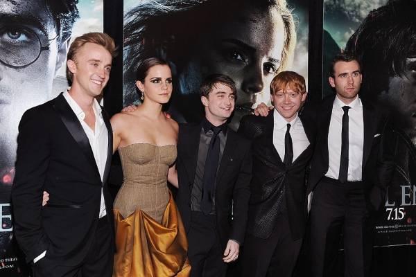 Foto de reunión de actores de Harry Potter emociona a a seguidores
