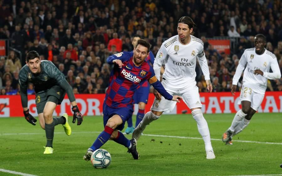 Barcelona y Real Madrid no se hacen daño en Clásico intenso