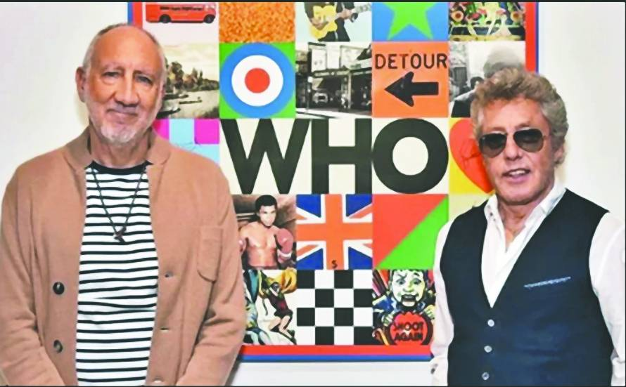 The Who resucita con disco Delux