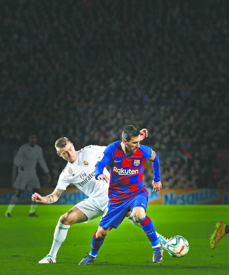 Barcelona extiende racha de 7 juegos sin caer ante el Real Madrid