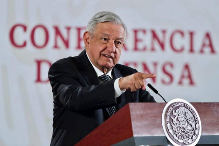 Pide AMLO investigar trabajo de agencias de EU en México