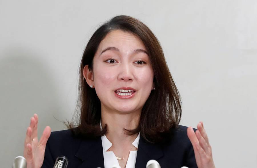 Periodista símbolo del #Metoo en Japón gana juicio contra violador