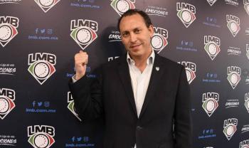 Presentan a Horacio Vega como nuevo presidente de la LMB