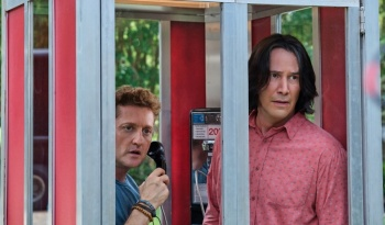 """Revelan primeras imágenes """"Bill & Ted: Face the Music"""""""