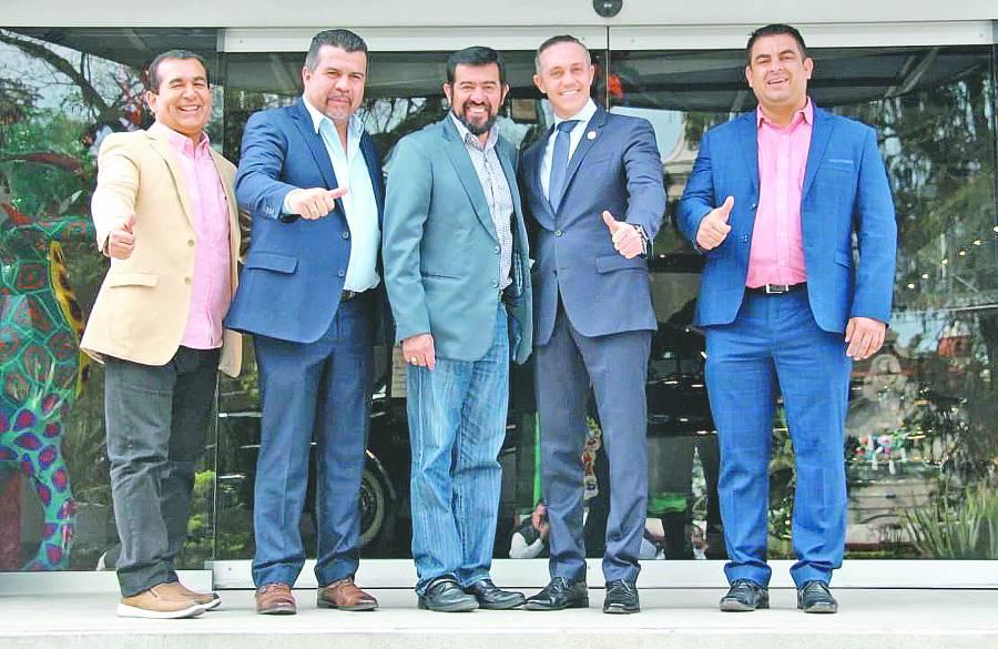 Guatemala busca replicar modelo de seguridad de Cuajimalpa