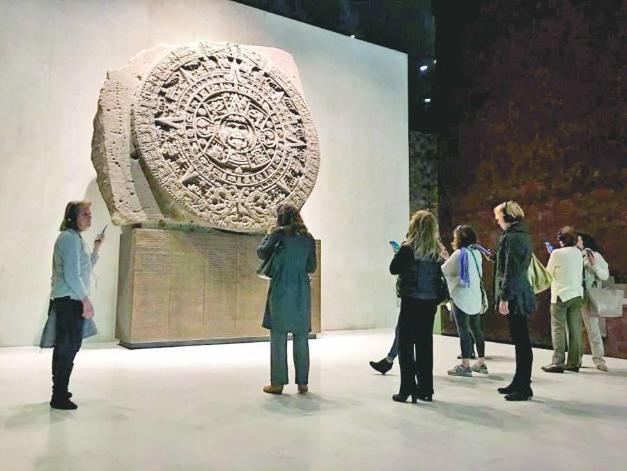 Museo de Antropología recibe 3 millones de visitas.