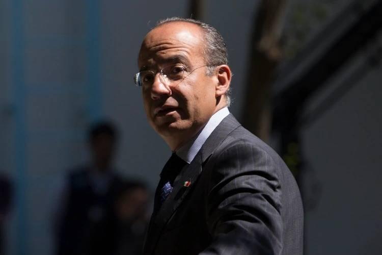 Poiré y Gómez Mont negaron desvíos: Felipe Calderón
