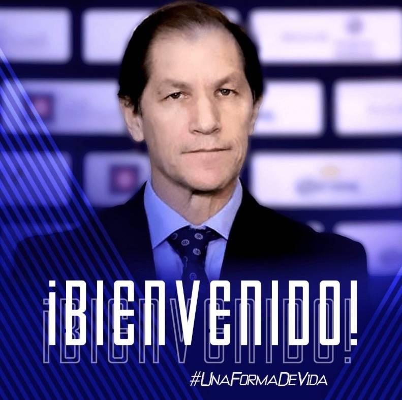 Jaime Ordiales, nuevo director deportivo de Cruz Azul