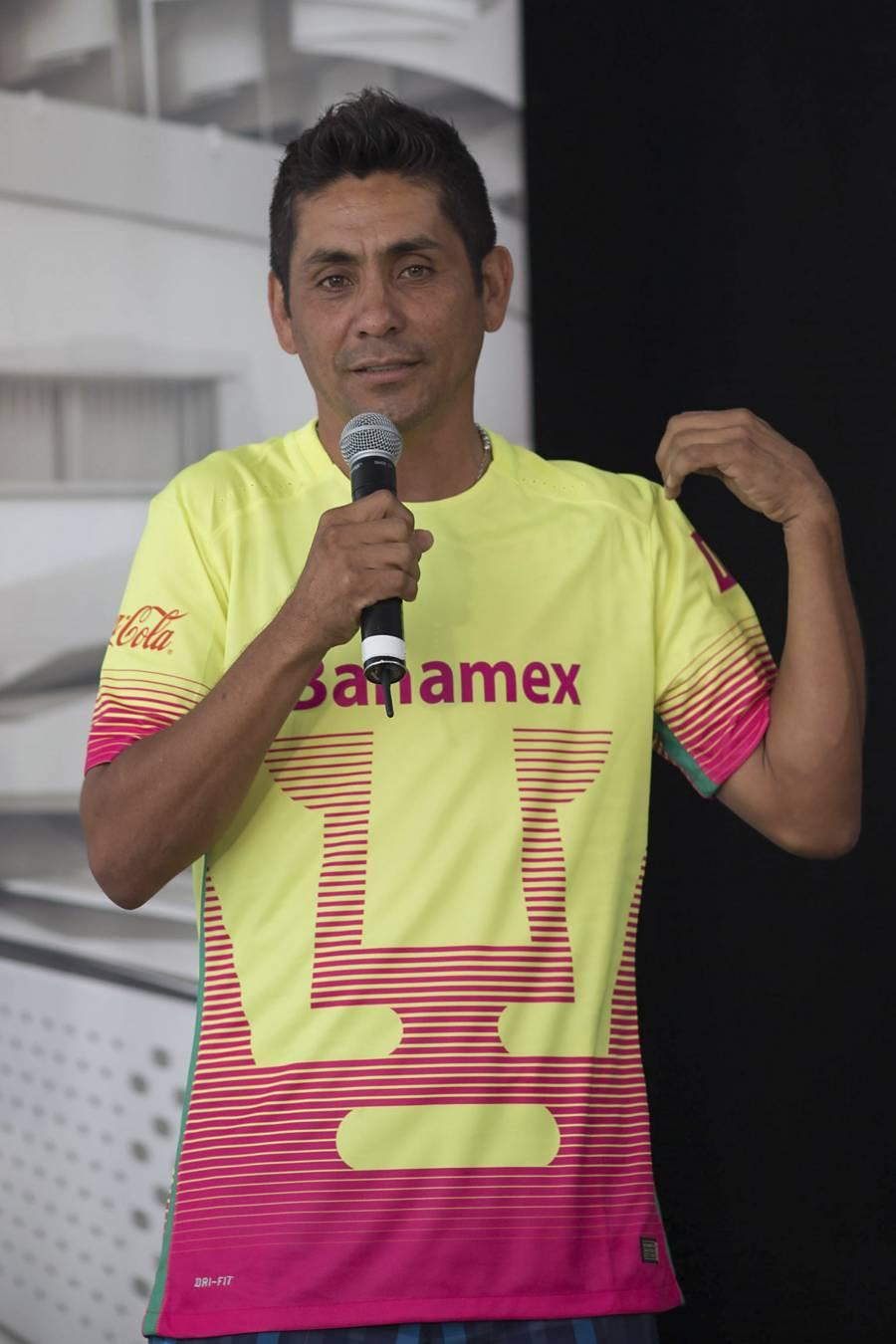 Pumas lanzaría jersey en homenaje a Jorge Campos