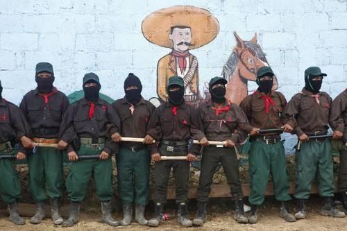 Las consultas realizadas, como la del tren maya son una simulación: EZLN