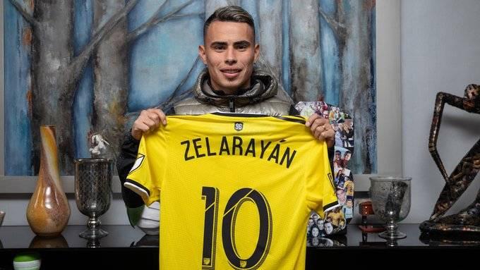 Oficial: Lucas Zelarayán se va de Tigres y llega al Columbus Crew