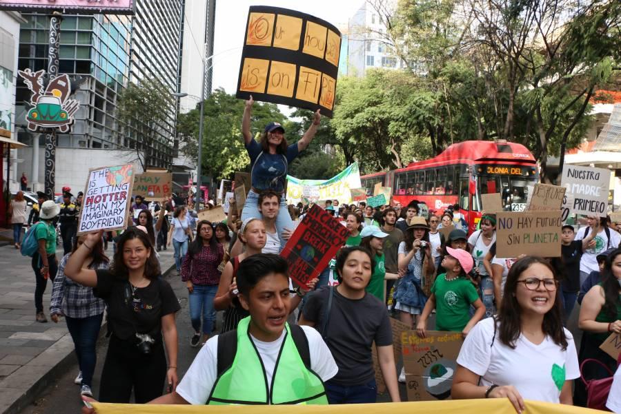 Alertan manifestaciones este sábado en la CDMX
