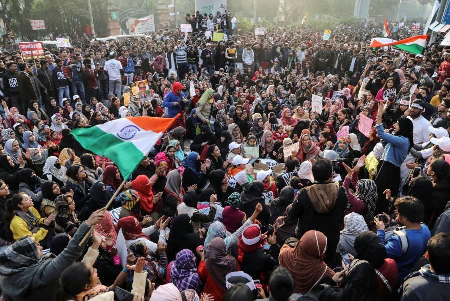 Protestas en la India dejan 14 muertos