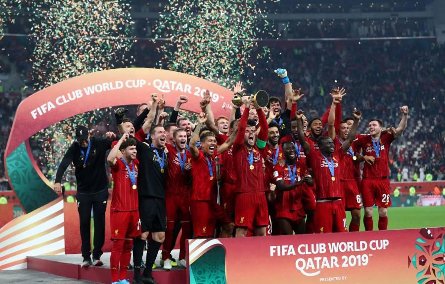 Liverpool es el rey del mundo