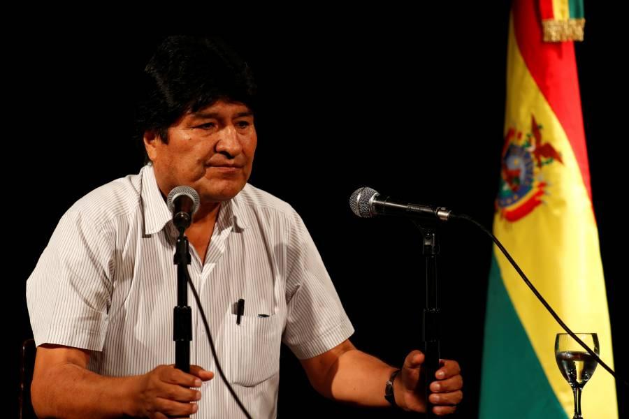 Convoca ex Presidente Evo a acto en la frontera entre Argentina y Bolivia