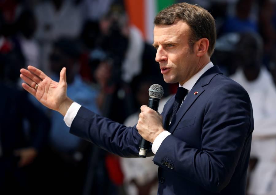 """Da a conocer Macron que Francia abatió 33 """"terroristas"""" en Malí"""