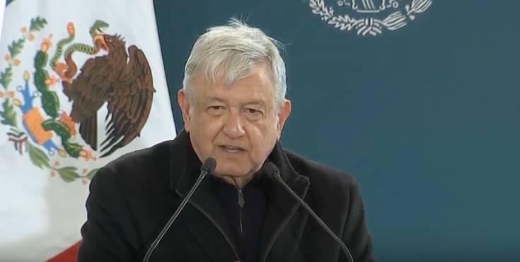 """AMLO inaugura Central Geotermoeléctrica """"Los Azufres"""" en Michoacán"""