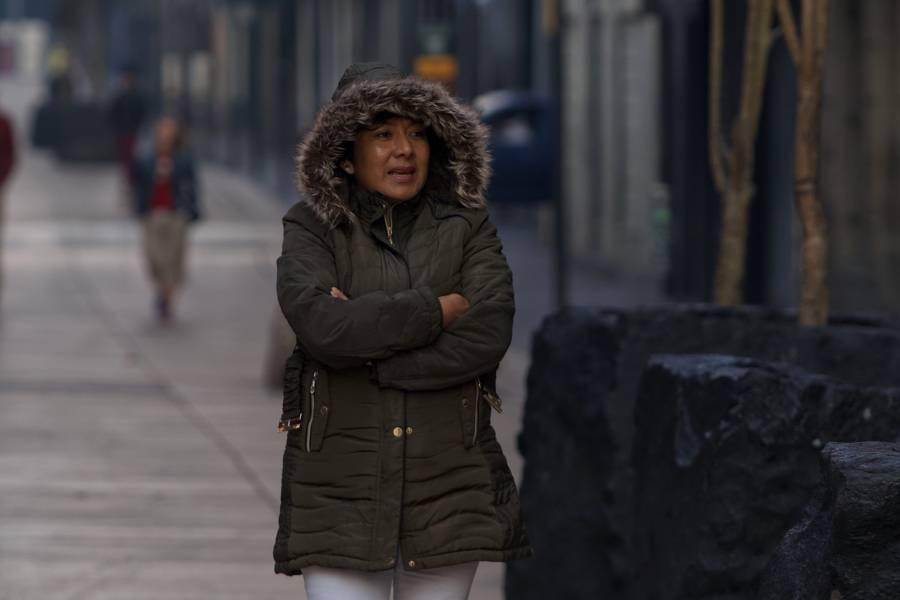 Activan Alerta Amarilla por bajas temperaturas durante la madrugada en 6 alcaldías