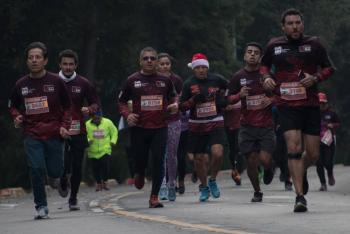 Más de 3 mil corren el Chilangos Run 2019 en Miguel Hidalgo
