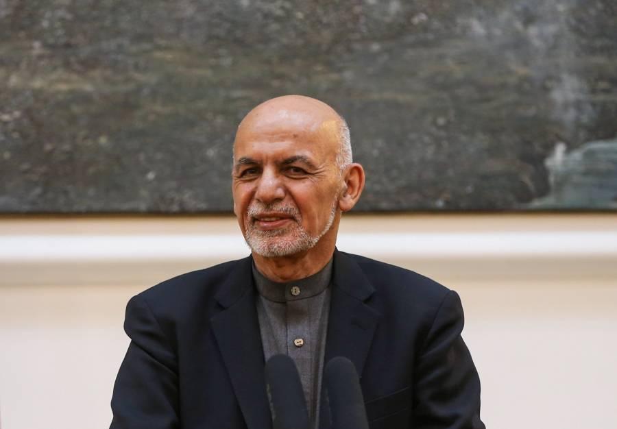 Ashraf Ghani se perfila a segundo mandato en Afganistán