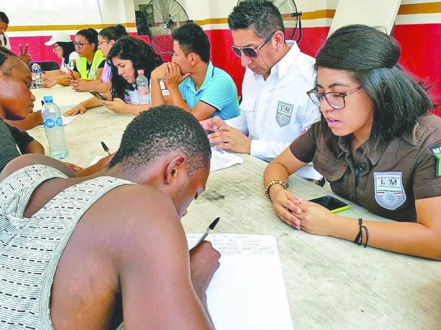 INM reporta cifra histórica de extranjeros en el país
