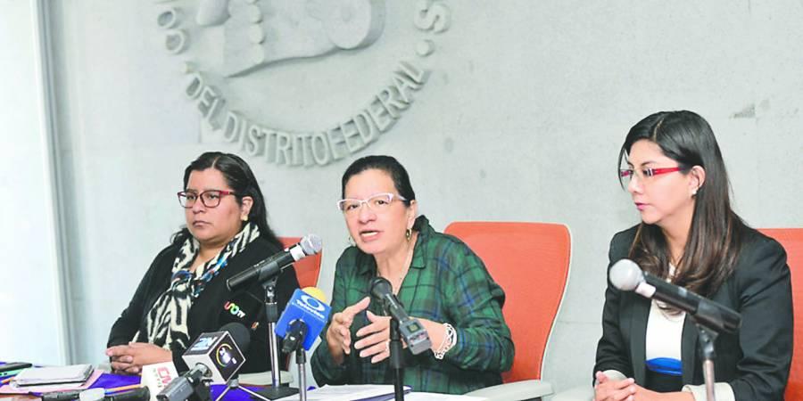 PGJ lidera quejas ante Derechos Humanos CDMX