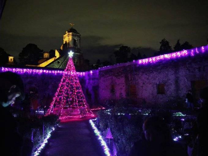 Inicia Navidad Mágica en la alcaldía Cuajimalpa