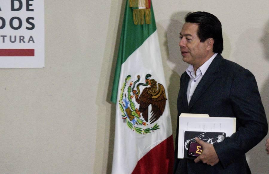 Diputados iniciarán 2020 con ratificación de altos funcionarios de Hacienda: Mario Delgado