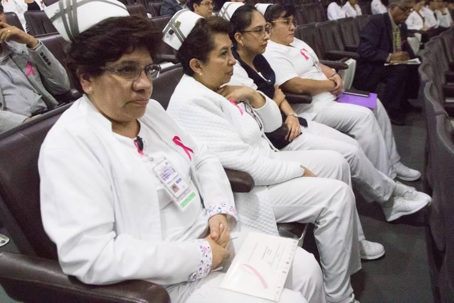 Cuenta IMSS con base de datos para reforzar la plantilla de trabajadores