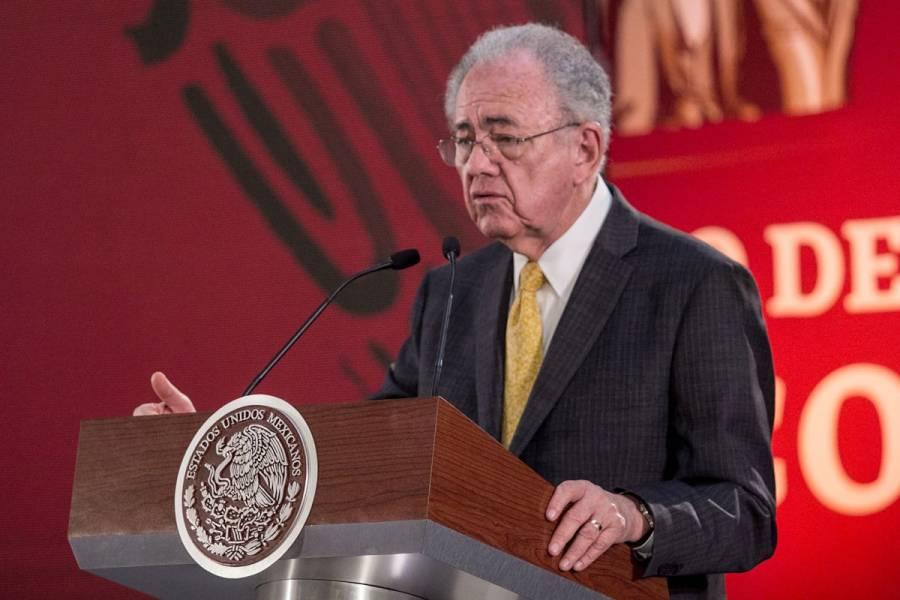 Jiménez Espriú dará hoy informe sobre muerte de los Moreno Valle