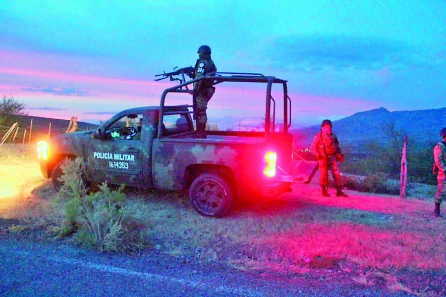 GN sufre segundo ataque en una semana en Sonora