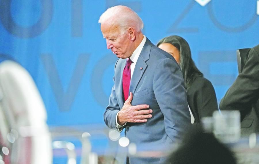 Voto latino arropa a Biden a seis meses de las primarias