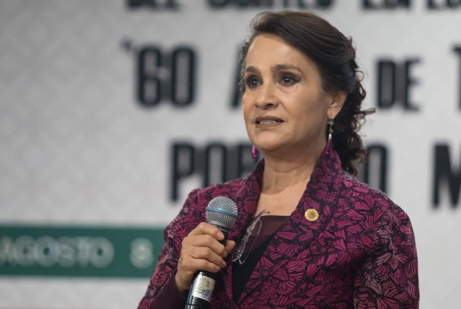 Pide Dolores Padierna a gobernadores seguir decálogo contra delincuencia
