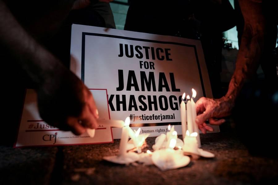 Condenan a muerte a cinco por asesinato de periodista Khashoggi