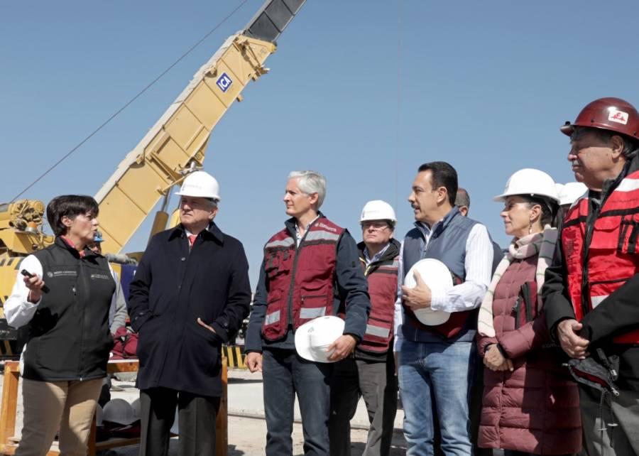 Túnel Emisor Oriente mejorará calidad de vida de la gente: Alfredo del Mazo