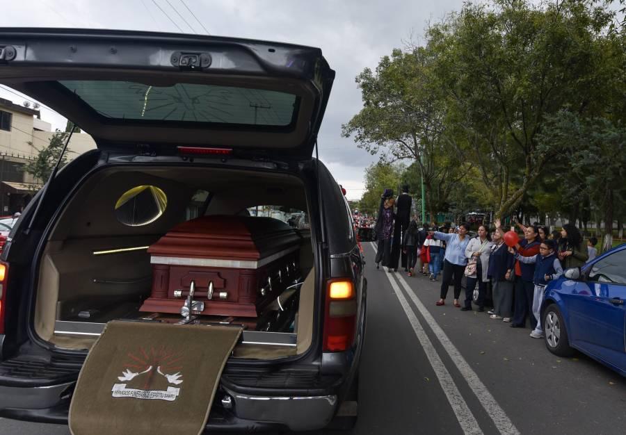 Analiza gobierno programa para gastos funerarios