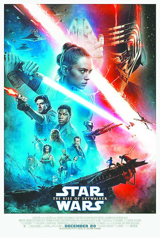 """La """"última"""" aventura de Star Wars ya es la segunda más exitosa de la saga"""