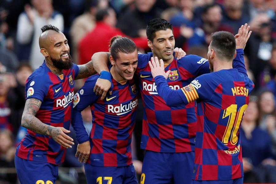 Barcelona, el equipo deportivo mejor pagado del mundo