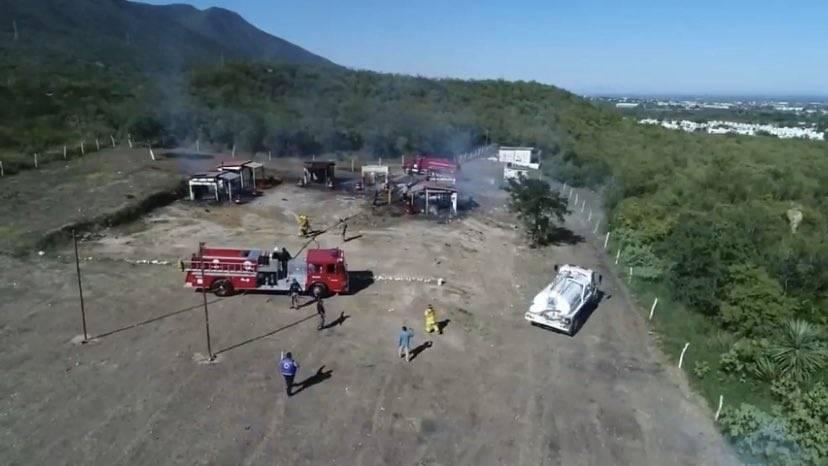 Explosión por pirotecnia en Tamaulipas deja 7 heridos