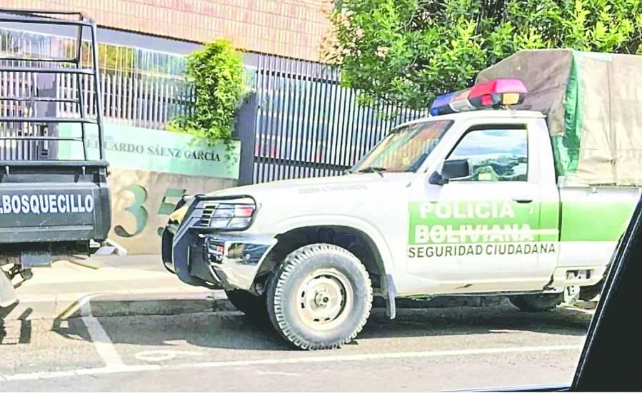 Reprocha a Bolivia exceso de vigilancia a la embajada