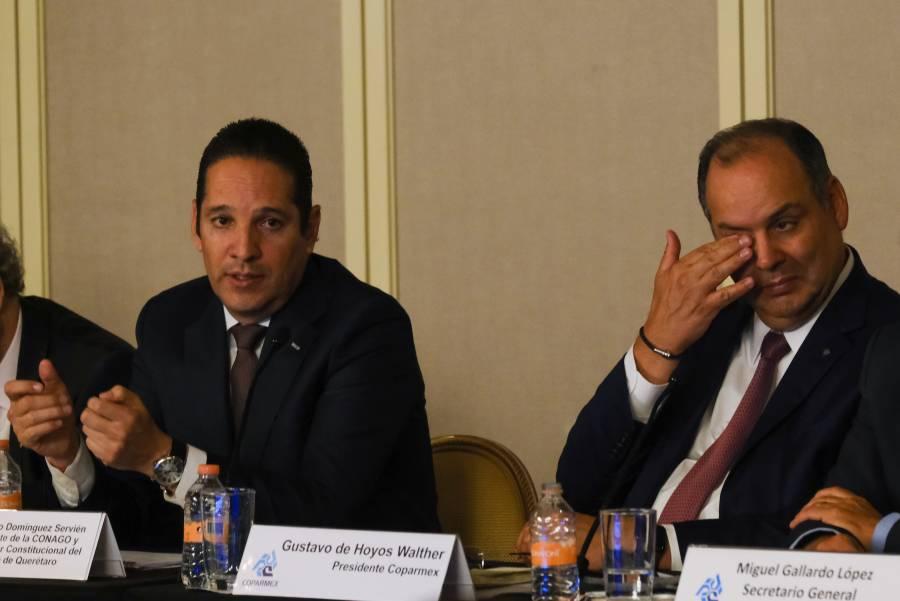 """Resueltas diferencias por """"balconeo"""" a gobernadores: Conago"""