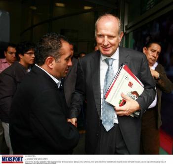 Jimmy Goldsmith deja legado como benefactor de la Selección Mexicana