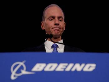 Boeing despide a su presidente ejecutivo tras crisis del 737 MAX