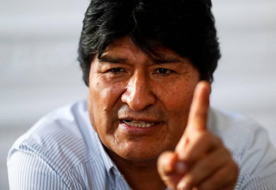 Desde Argentina, Evo Morales lanza mensaje de Navidad