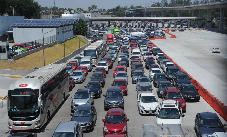 Una revisión completa de los automóviles piden las autoridades a vacacionistas