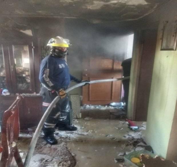 Causa incendio desalojo de 40 personas en la Gustavo A. Madero